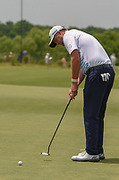 Marc Leishman (AUS) watches his putt on 3 during round 3 of the AT&amp;T Byron Nelson, Trinity Forest Golf Club, at Dallas, Texas, USA. 5/19/2018.<br /> Picture: Golffile | Ken Murray<br /> <br /> <br /> All photo usage must carry mandatory copyright credit (&copy; Golffile | Ken Murray)