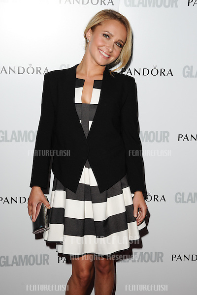 Hayden Panettiere arriving for the 013 Glamour Women of The Year Awards, Berkeley Square, London. 04/06/2013 Picture by: Steve Vas / Featureflash