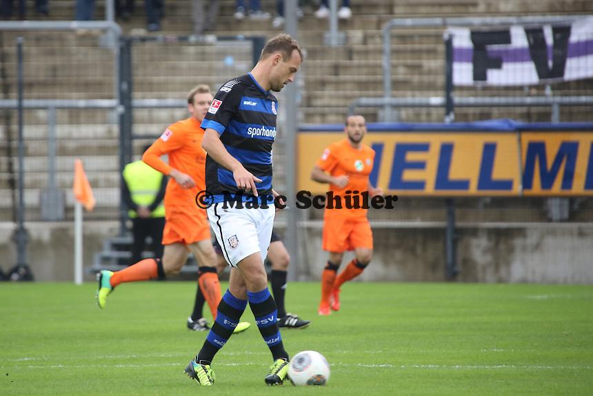 Björn Schlicke (FSV) - FSV Frankfurt vs. FC Erzgebirge Aue, Frankfurter Volksbank Stadion