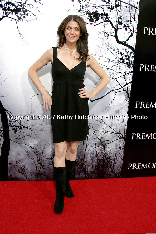"Samantha Harris.""Premonition"" Premiere.Cinerama Dome Theater.Los Angeles, CA.March 12, 2007.©2007 Kathy Hutchins / Hutchins Photo..."