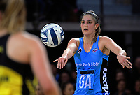Te Paea Selby-Rickit in action during the ANZ Premiership netball match between the Central Pulse and Northern Stars at Te Rauparaha Arena in Wellington, New Zealand on Wednesday, 24 May 2017. Photo: Dave Lintott / lintottphoto.co.nz