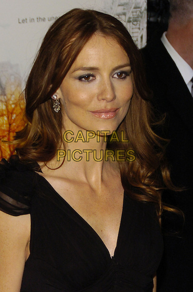 "SAFFRON BURROWS.Premiere of Sony Pictures ""Reign Over Me"" Skirball Center at NYU, 566 La Guardia Place, New York, New York, USA..March 20th, 2007.headshot portrait .CAP/ADM/BL.©Bill Lyons/AdMedia/Capital Pictures *** Local Caption ***"