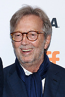 10 September 2017 - Toronto, Ontario Canada - Eric Clapton. 2017 Toronto International Film Festival - &quot;Eric Clapton: Life In 12 Bars&quot; Premiere held at TIFF Bell Lightbox. <br /> CAP/ADM/BPC<br /> &copy;BPC/ADM/Capital Pictures