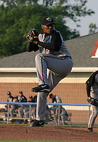 June 27, 2003:  Alexander Lissir of the Williamsport Crosscutters during a game at Dwyer Stadium in Batavia, New York.  Photo by:  Mike Janes/Four Seam Images