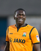 Wesley Fonguck of Barnet during the 2017/18 Pre Season Friendly match between Barnet and Swansea City at The Hive, London, England on 12 July 2017. Photo by Andy Rowland.