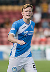 Partick Thistle v St Johnstone&hellip;10.09.16..  Firhill  SPFL<br />Liam Craig<br />Picture by Graeme Hart.<br />Copyright Perthshire Picture Agency<br />Tel: 01738 623350  Mobile: 07990 594431