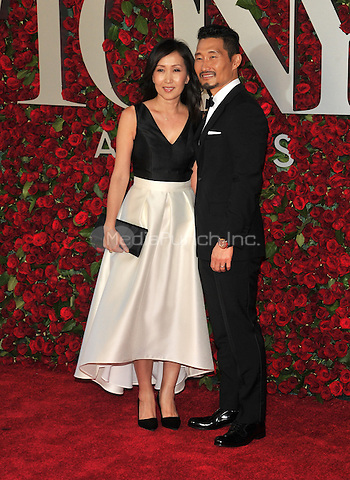 NEW YORK, NY - JUNE 12: Daniel Dae Kim at the 70th Annual Tony Awards at The Beacon Theatre on June 12, 2016 in New York City. Credit: John Palmer/MediaPunch