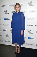 BEVERLY HILLS, CA - FEBRUARY 1: Greta Gerwig at the 2018 Writers Guild Awards Beyond Words spotlighting outstanding screenwriting at the Writers Guild Theater in Beverly Hills, California on February 1, 2018.   <br /> CAP/MPI/FS<br /> &copy;FS/MPI/Capital Pictures