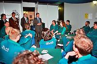 1997, ABNAMROWTT, Scheidsrechters breefing