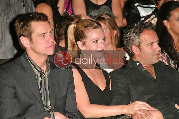 Jim Carrey and Kate Winslet