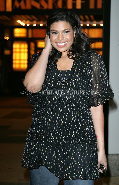 WWW.ACEPIXS.COM . . . . .  ....November 19, 2007. New York City....Singer Jordin Sparks leaves the MTV Studios in Times Square, New York City.......Please byline: DAVID MURPHY - ACEPIXS.COM.... *** ***..Ace Pictures, Inc:  ..Philip Vaughan (646) 769 0430..e-mail: info@acepixs.com..web: http://www.acepixs.com