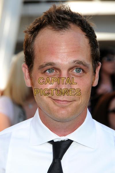 "ETHAN EMBREY.""The Twilight Saga: Eclipse"" Los Angeles Premiere at the 2010 Los Angeles Film Festival held at Nokia Theatre LA Live, Los Angeles, California, USA, 24th June 2010..portrait headshot white shirt black tie .CAP/ADM/BP.©Byron Purvis/AdMedia/Capital Pictures."
