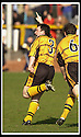 06/04/2002                 Copyright Pic : James Stewart .Ref :     .File Name : stewart-alloa v qos   21.ANDY SEATON CELEBRATES AFTER SCORING ALLOA'S FOURTH GOAL.....James Stewart Photo Agency, 19 Carronlea Drive, Falkirk. FK2 8DN      Vat Reg No. 607 6932 25.Office     : +44 (0)1324 570906     .Mobile  : + 44 (0)7721 416997.Fax         :  +44 (0)1324 630007.E-mail  :  jim@jspa.co.uk.If you require further information then contact Jim Stewart on any of the numbers above.........