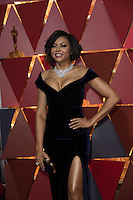 www.acepixs.com<br /> <br /> February 26 2017, Hollywood CA<br /> <br /> Taraji P. Henson arriving at the 89th Annual Academy Awards at Hollywood &amp; Highland Center on February 26, 2017 in Hollywood, California.<br /> <br /> By Line: Z17/ACE Pictures<br /> <br /> <br /> ACE Pictures Inc<br /> Tel: 6467670430<br /> Email: info@acepixs.com<br /> www.acepixs.com