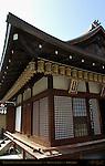 Bishamondo Temple to Bishamon Tamonten, Toji East Temple, Kyoto, Japan