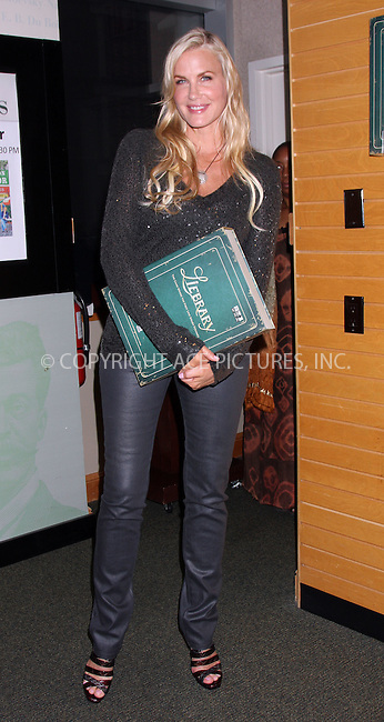 WWW.ACEPIXS.COM . . . . .  ....August 24 2009, New York City....Actress Daryl Hannah made an appearance at Barnes & Noble to promote the new board game 'Liebrary' on August 24, 2009 in New York City.....Please byline: AJ Sokalner - ACEPIXS.COM..... *** ***..Ace Pictures, Inc:  ..tel: (212) 243 8787..e-mail: info@acepixs.com..web: http://www.acepixs.com