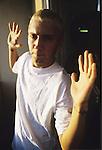 Various portrait sessions and live photographs of rapper, Eminem
