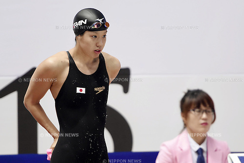 Mina Matsushima (JPN), JULY 6, 2015 - Swimming : The 28th Summer Universiade 2015 Gwangju Women's 100m Breaststroke Final at Nambu University International Aquatics Center in Gwangju, South Korea. (Photo by AFLO SPORT)