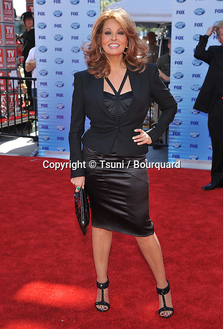 Raquel Welch _70   -<br /> American Idol Finale 2010 at the Nokia Theatre In Los Angeles.
