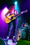 Natalie Shay at the  Hoxton Square Bar & Kitchen London photo by michael butterworth