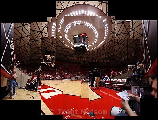 Utah vs. TCU basketball, Huntsman Center. Deseret News photographers Scott Winterton, Tom Smart<br />