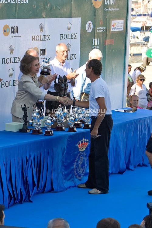 X TROFEO S.M. LA REINA - 10 to 13 July 2008 - Real Club Náutico de Valencia, Valencia, España/Spain