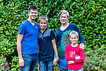 Portrait - Geurts Family  14th September 2015