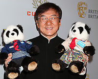 LOS ANGELES - OCT 25:  Jackie Chan at the 2019 British Academy Britannia Awards at the Beverly Hilton Hotel on October 25, 2019 in Beverly Hills, CA