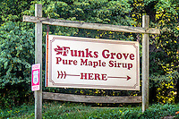 Funksgrove Maple Sirup Funksgrove Illinois
