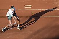Rio de Janeiro (RJ), 20/02/2020 - Rio Open 2020 - Lorenzo Sonego (ITA) durante partida contra o tenista Dusan Lajovic (SRB)  no Rio Open 2020, etapa ATP 500 do circuito mundial de Tenis, no Jockey Club Brasileiro no Rio de Janeiro (RJ), nesta quinta-feira (20). (Foto: Andre Fabiano/Codigo 19/Codigo 19)