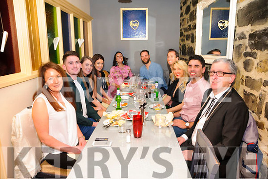 Engagement Party: Laura Keane, Listowel & Stephen McMeel celebrating their engagement at Casa Mia's Restaurant, Listowel on Saturday night last.