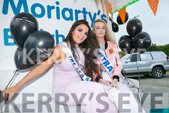 Kelly Sheehan and Kate Dineen Ballyheigue Summer Festival Grand Parade on Sunday