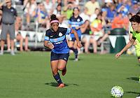 Kansas City, MO - Saturday June 25, 2016:  Desiree Scott during a regular season National Women's Soccer League (NWSL) match at Swope Soccer Village.