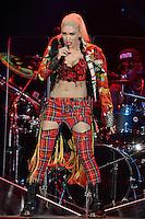 ALPHARETTA, GA - JULY 29: Gwen Stefani performs at The Verizon Wireless Amphitheatre on July 29, 2016 in Alpharetta, Georgia. Credit: mpi04/MediaPunch