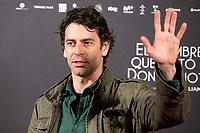 Eduardo Noriega attends to premiere of 'El hombre que mato a Don Quijote' (The man who killed Don Quixote) at Dore Cinemas in Madrid, Spain. May 28, 2018. (ALTERPHOTOS/Borja B.Hojas) /NortePhoto.com