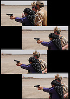 14/10/09 Scot trains Afghans to become gun-carrying police officers