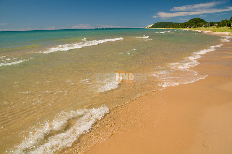 Sleeping Bear Dunes National Lake Shore, Lake Michigan