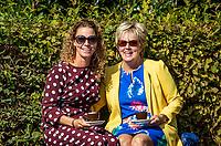 Hilversum, The Netherlands, September 2, 2018,  Tulip Tennis Center, NKS, fans<br /> Photo: Tennisimages/Henk Koster