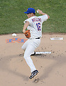 Daisuke Matsuzaka (Mets),<br /> AUGUST 28, 2013 - MLB :<br /> Daisuke Matsuzaka of the New York Mets pitches during the Major League Baseball game against the Philadelphia Phillies at Citi Field in Flushing, New York, United States. (Photo by AFLO)