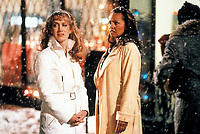 A Diva's Christmas Carol (2000)<br /> Vanessa Williams &amp; Kathy Griffin<br /> *Filmstill - Editorial Use Only*<br /> CAP/KFS<br /> Image supplied by Capital Pictures