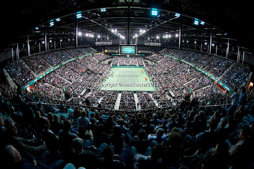18-02-12, Netherlands,Tennis, Rotterdam, ABNAMRO WTT