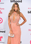 CORAL GABLES, FL - APRIL 30: Shannon de Lima arrives at 2015 Billboard Latin Music Awards presented by State Farm on Telemundo at Bank United Center on April 30, 2015 in Coral Gables, Florida. ( Photo by Johnny Louis / jlnphotography.com )