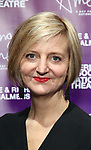 """Marianne Elliott attends The American Associates of the National Theatre's Gala celebrating Tony Kushner's """"Angels in America"""" on March 11, 2018 at the Ziegfeld Ballroom,  in New York City."""