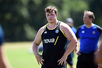 Arthur Cordwell of Bath Rugby. Bath Rugby pre-season training on July 2, 2018 at Farleigh House in Bath, England. Photo by: Patrick Khachfe / Onside Images