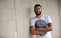 Borja Baston who has signed a contract with Swansea City FC. Wednesday 10 August 2016