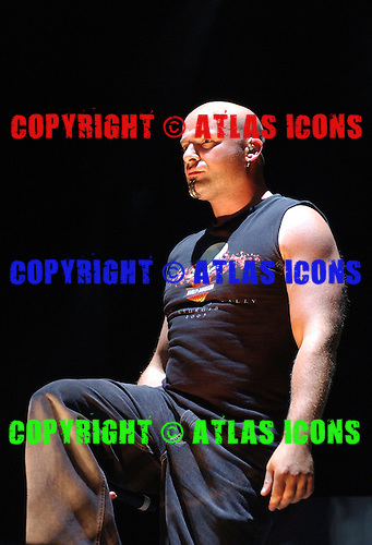 Disturbed;<br /> Photo Credit: Eddie Malluk/Atlas Icons.com