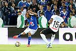 En el estadio Nemesio Camacho El Campín de Bogotá, Millonarios empató a cero goles frente a Once Caldas, en el marco de la tercera fecha de la jornada todos contra todos del Torneo Finalización de la Liga Águila 2015.