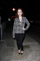 LONDON, ENGLAND - OCTOBER 05 :  Ella Hughes attends the UKAP Awards 2018, at Pulse club on October 05, 2018 in London, England.<br /> CAP/AH<br /> &copy;AH/Capital Pictures