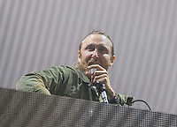 David Guetta performs during The New Look Wireless Music Festival at Finsbury Park, London, England on Sunday 05 July 2015. Photo by Andy Rowland.