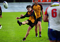 Action from the under-16 representative rugby match between Horowhenua Kapiti and Thames Valley at Levin Domain in Levin, New Zealand on Saturday, 9 September 2017. Photo: Dave Lintott / lintottphoto.co.nz